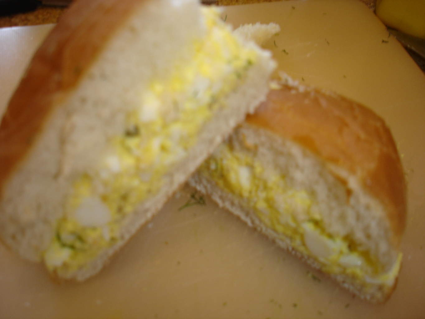 Jackson and Ella's Picnic (recipe: Egg Salad Sandwiches) | Syrup and ...