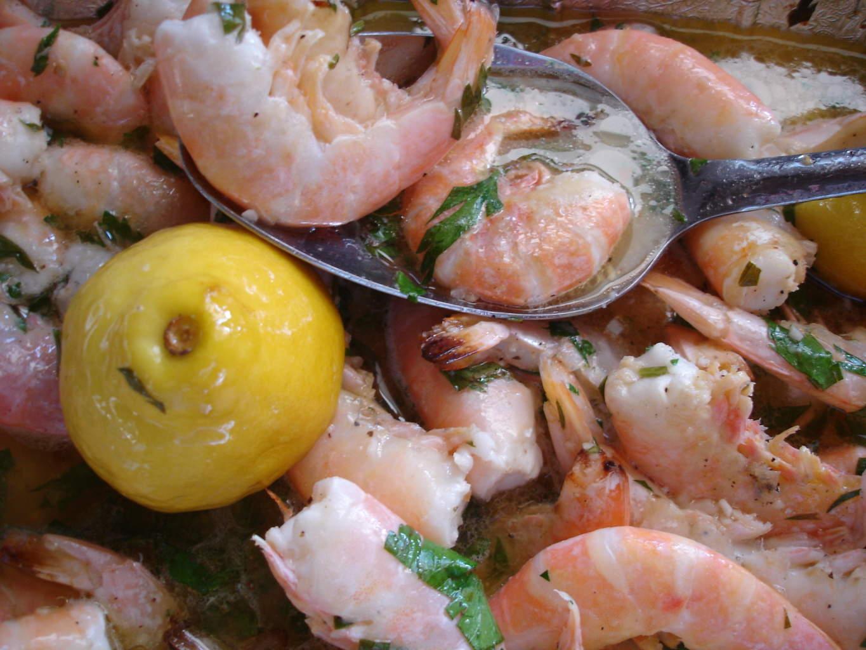 Beach Shrimp