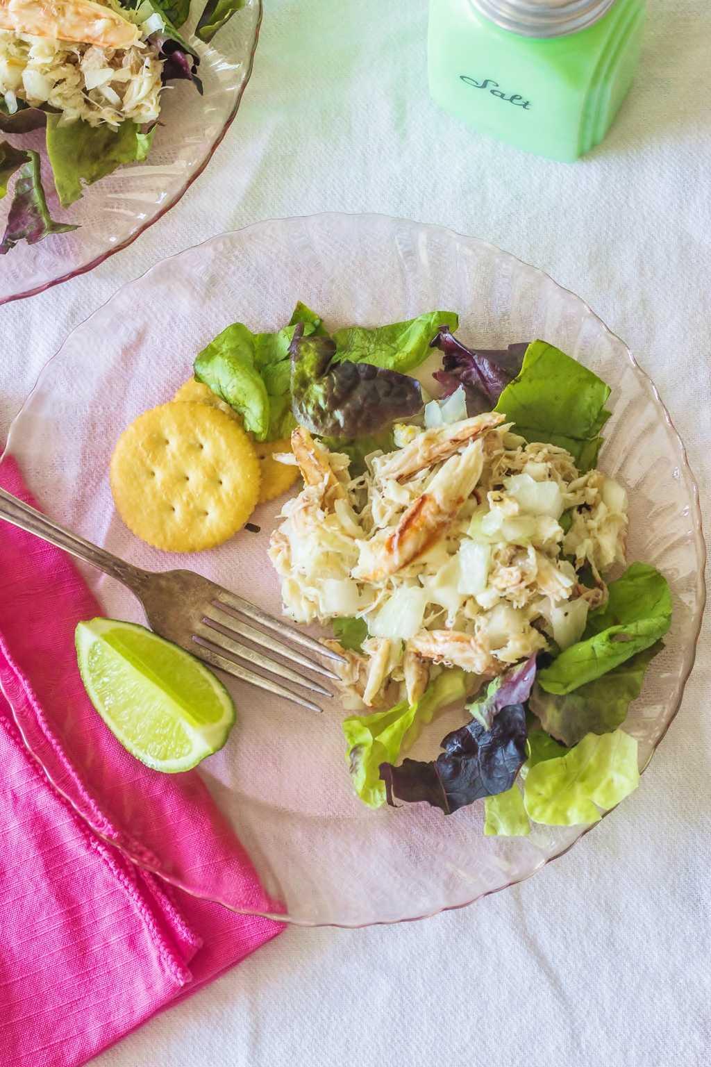 West Indies Salad