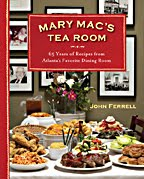 Cookbook Review:  Mary Mac's Tea Room, 65 Years of Recipes from Atlanta's Favorite Dining Room (Recipe: Fresh Corn and Bacon Chowder)