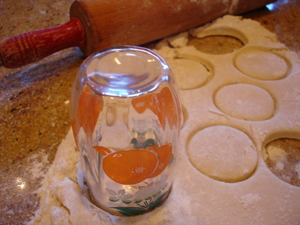 Southern Tea Cakes dough.