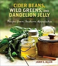 Cookbook Review:  Cider Beans, Wild Greens, and Dandelion Jelly (Recipe: Corn Relish Salad)
