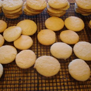 The Life within a Southern Tea Cake (recipe: Southern Tea Cakes)
