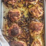 Oven Fried Buttermilk Chicken. An overnight buttermilk marinade imparts flavor and juiciness to oven fried chicken.