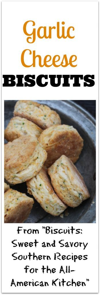 Garlic Cheese Biscuits