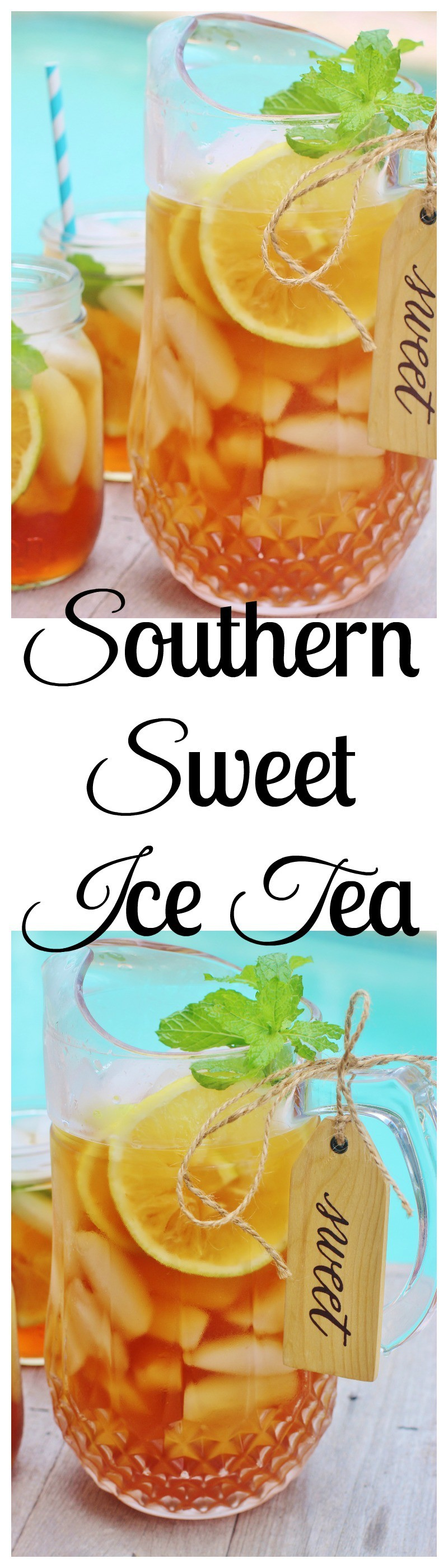 Southern Sweet Ice Tea | Syrup and Biscuits