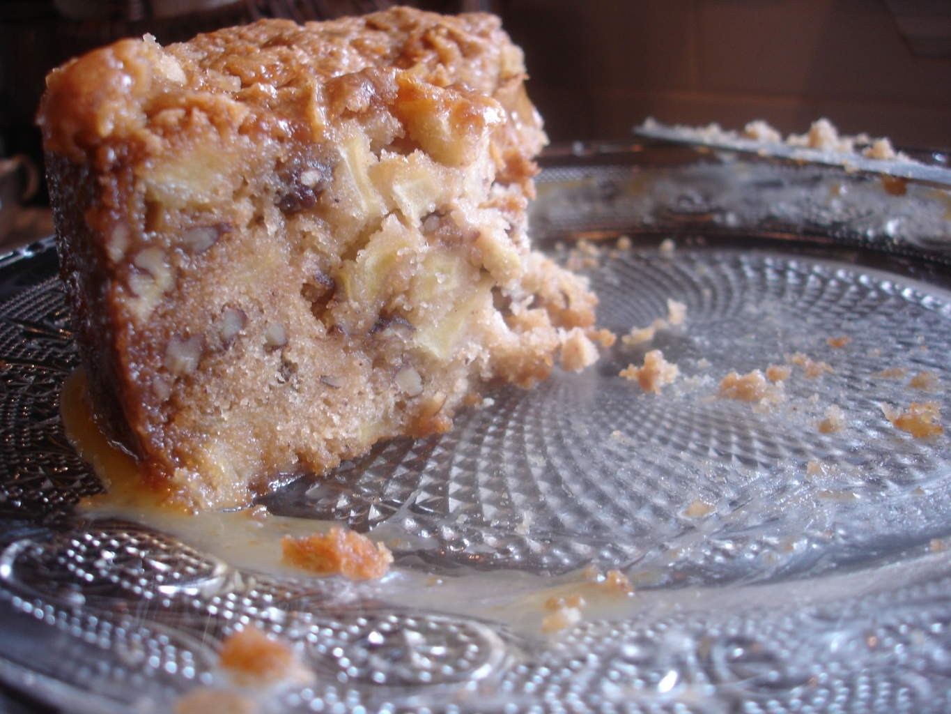 Apple Dapple Cake | Syrup and Biscuits