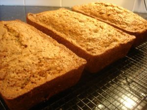 Zucchini Carrot Bread. A quick bread made with zucchini, carrots, spices and pecans. #zuccchini #carrot #quickbread #southernfood