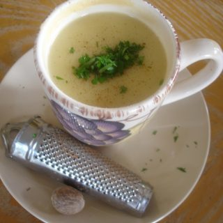 The Big Surprise (recipe:Turnip Root Soup)