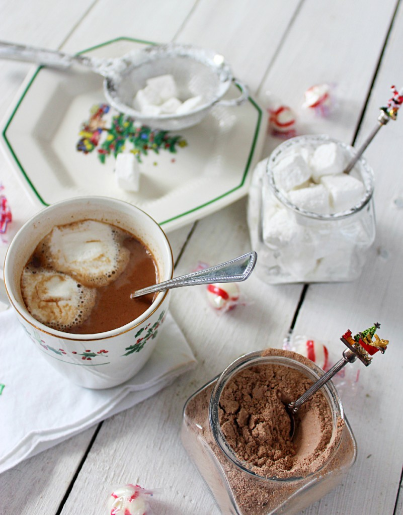 Homemade Hot Chocolate Mix. Powdered cocoa, chopped chocolate and coffee give this hot chocolate mix a taste to remember. Keep on hand for visitors and gifts.