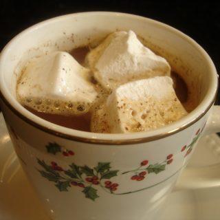 Chocolate (recipe:  Homemade Hot Chocolate Mix)