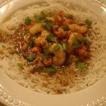 Shrimp and Crawfiish Etouffee