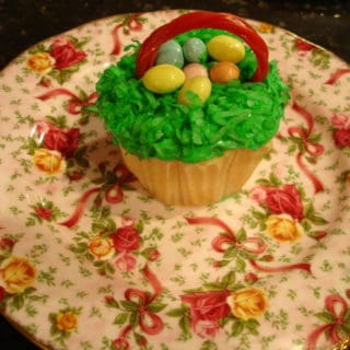 Dotted Swiss for Easter (Recipe: Easter Dinner Menu Suggestions)