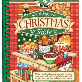 Cookbook review and Giveway: The Christmas Table (Recipe: Chili Rice Casserole)