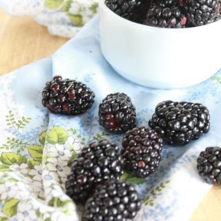 Small Version of a Good Thing (Recipe: Mini Fried Blackberry Pies)