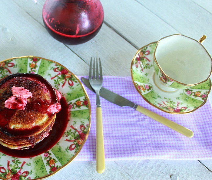 Blackberry Syrup and Blackberry Butter. Turn any pancake into a party with blackberry syrup and blackberry butter. #blackberry #syrup #butter #southernfood #breakfast