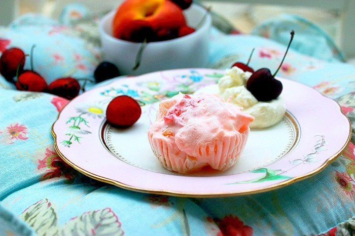 tuna fruit frozen fruit salad