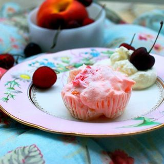 Frozen (Recipe: Frozen Fruit Salad)