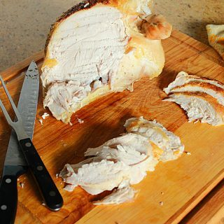 There's Always a Story (Recipe: Brined Turkey Breast)