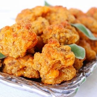 Oldies, Goodies and Sausage Cheese Balls (Recipe: Easy Sausage Cheese Balls)