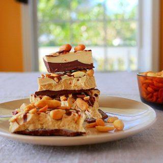My Addiction (Recipe: Peanut Butter Chocolate Bark)