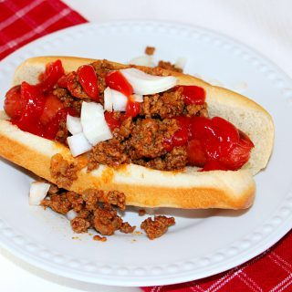 Mama's Hot Dogs (Recipe: Skillet Hot Dog Chili)