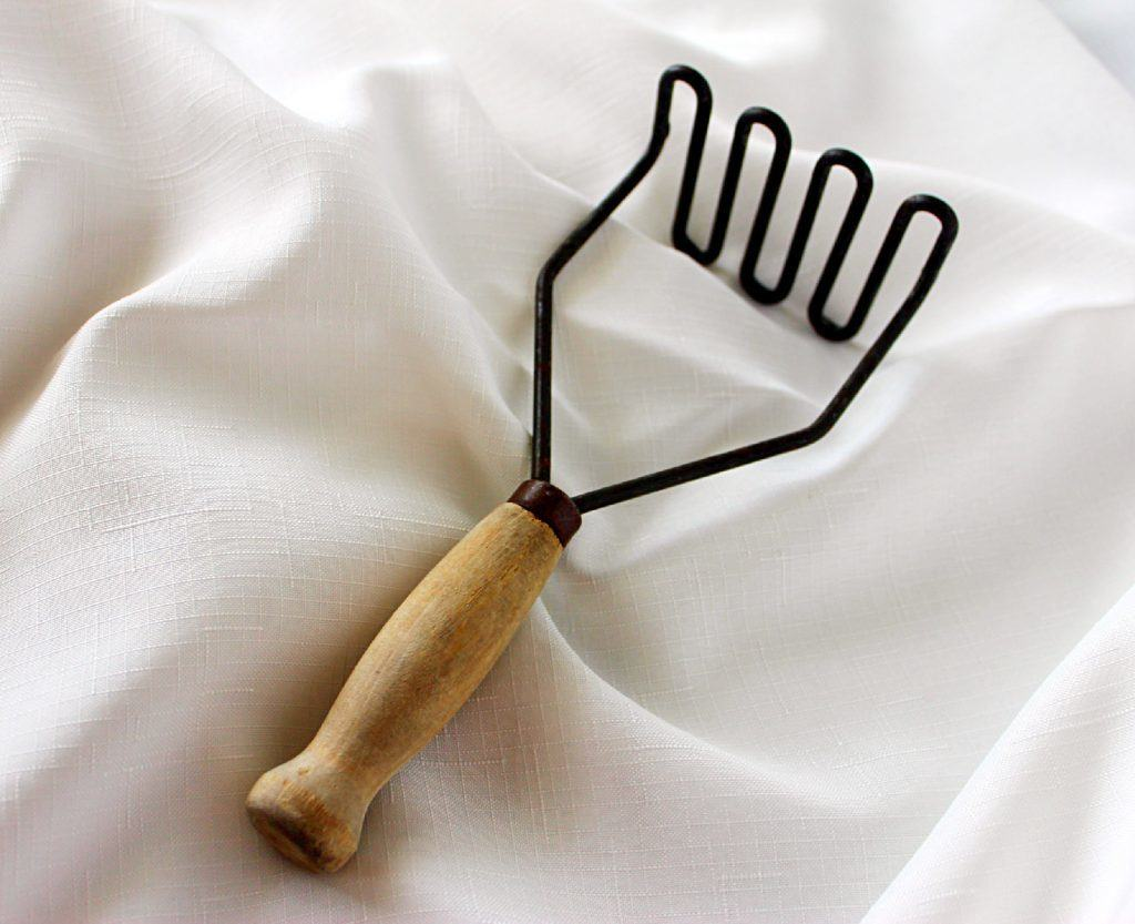 Granny's Potato Masher ~ Syrup and Biscuits