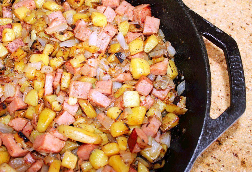 SPAM and Potato Hash