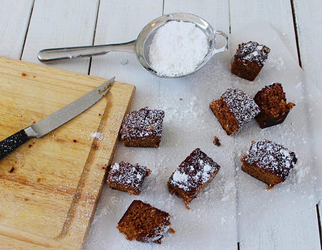 Cane Syrup Cake. A century old cake recipe made with 100% pure cane syrup. #cane #syrup #cake #southernfood