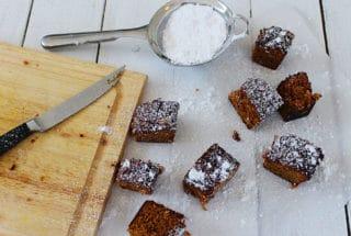 Cane Syrup Cake