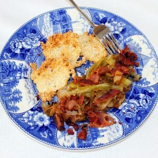 The Beauty of Southern Food(Recipe: Skillet Fried Cabbage)
