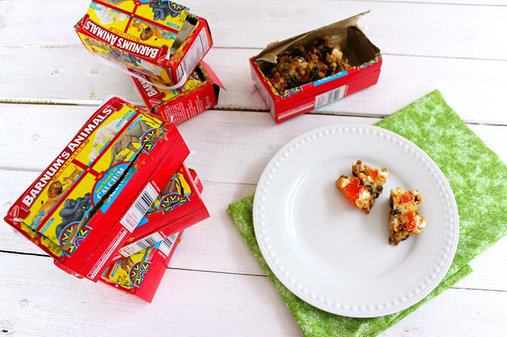 Animal Cracker Orange Slice Cake ~ Syrup and Biscuits