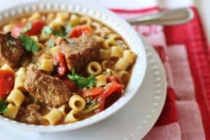 Granny's Beef Soup