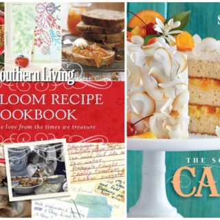 Southern Living Cookbooks Review and Giveaway