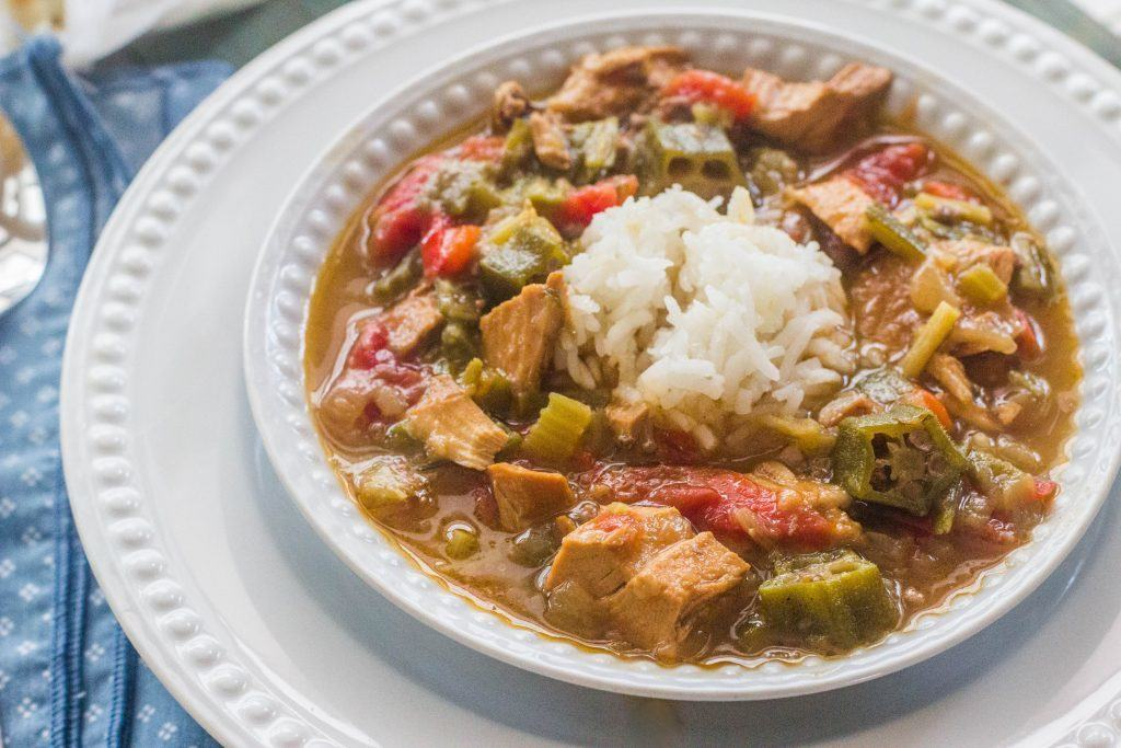 Turkey and Sausage Gumbo. Use leftover turkey to make this classic Cajun-Style stew.
