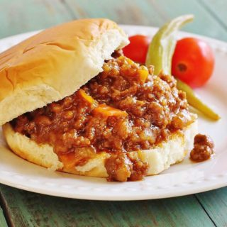 Two Meat Sloppy Joes