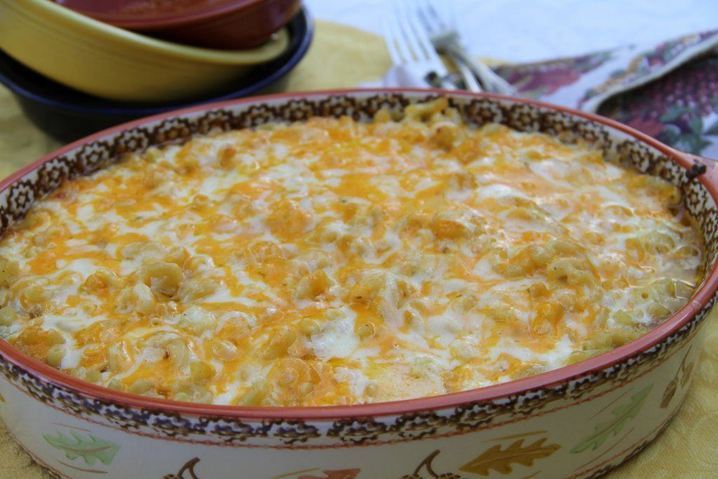 Special Occasion Macaroni and Cheese/Deep South Dish