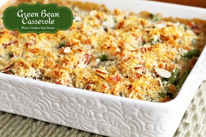 Green Bean Casserole/Melissa's Southern Style Kitchen