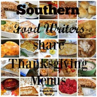 Three Southern food writers share Thanksgiving menus. Jackie Garvin, Melissa Sperka and Mary Foreman invite you to the table.