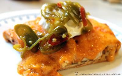 chiicken enchilada casserole2