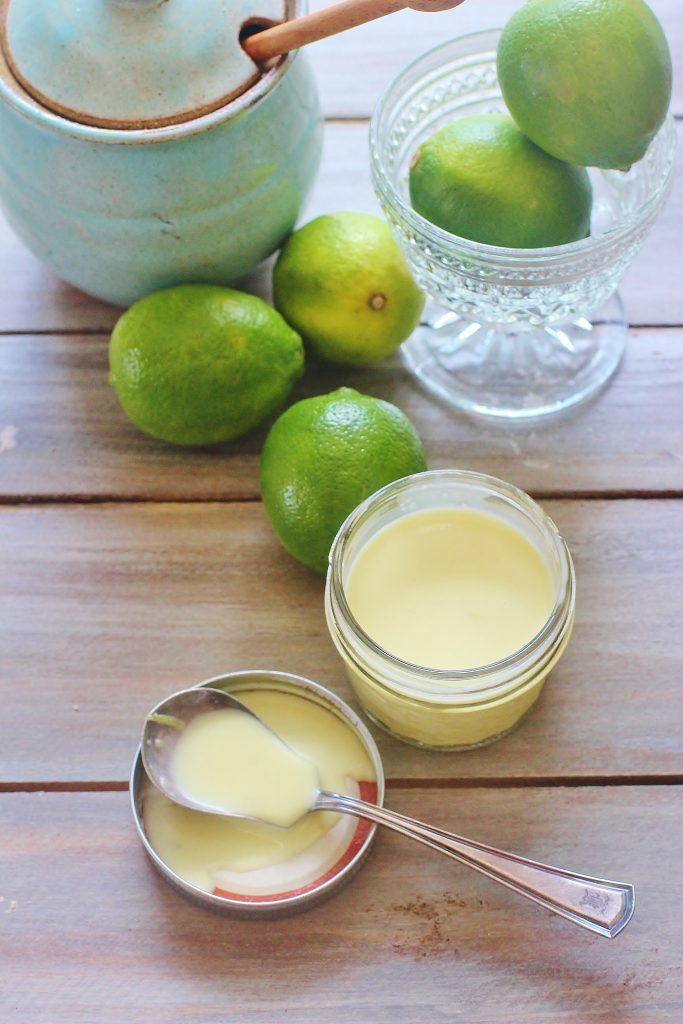 Creamy Honey Lime Salad Dressing. Tart from lime and sweet from honey. Goes well with chicken and seafood.