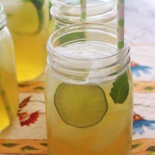 Summer Shandy. Fresh lemonade mixed with summer ale.
