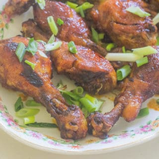 Sweet and Spicy Chili Chicken Drumsticks