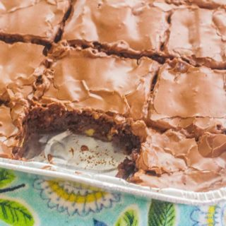 Iced Mocha Brownies. Rich, moist mocha-flavored brownies baked from scratch and iced with chocolate icing. Get tips and tricks on how to make the best brownies imaginable.