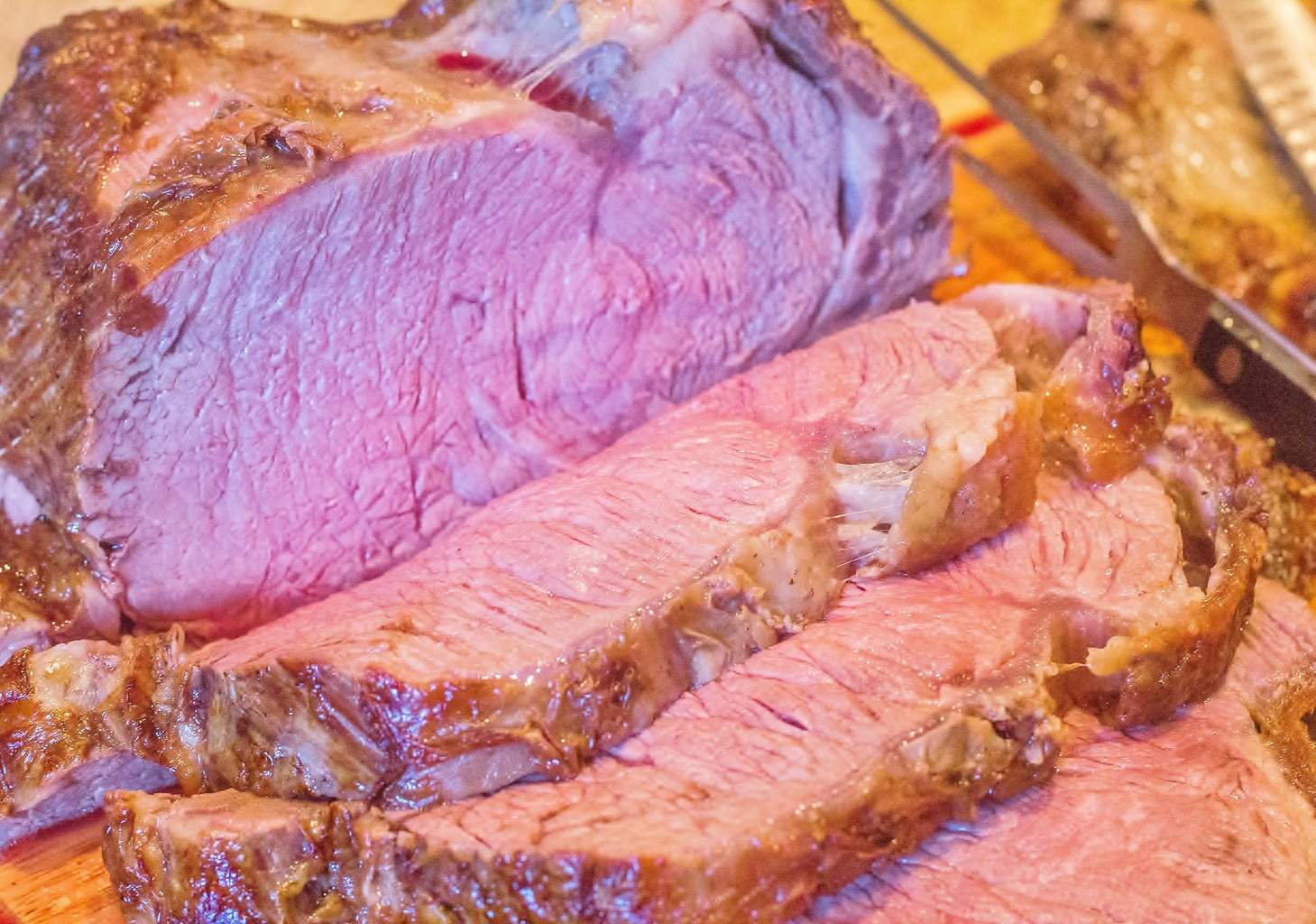 Foolproof Prime Rib Roast with Au Jus. A sure-fire EASY method to cook ...